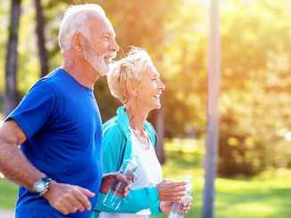 Pravidelný pohyb je podmínkou zdraví.