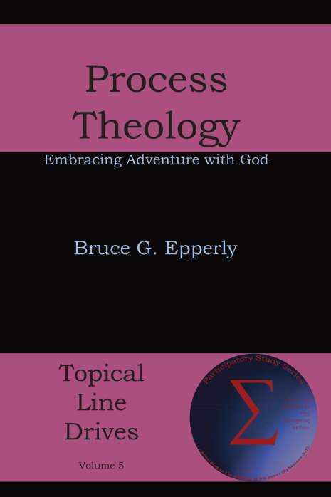 Process Theology - Front Cover