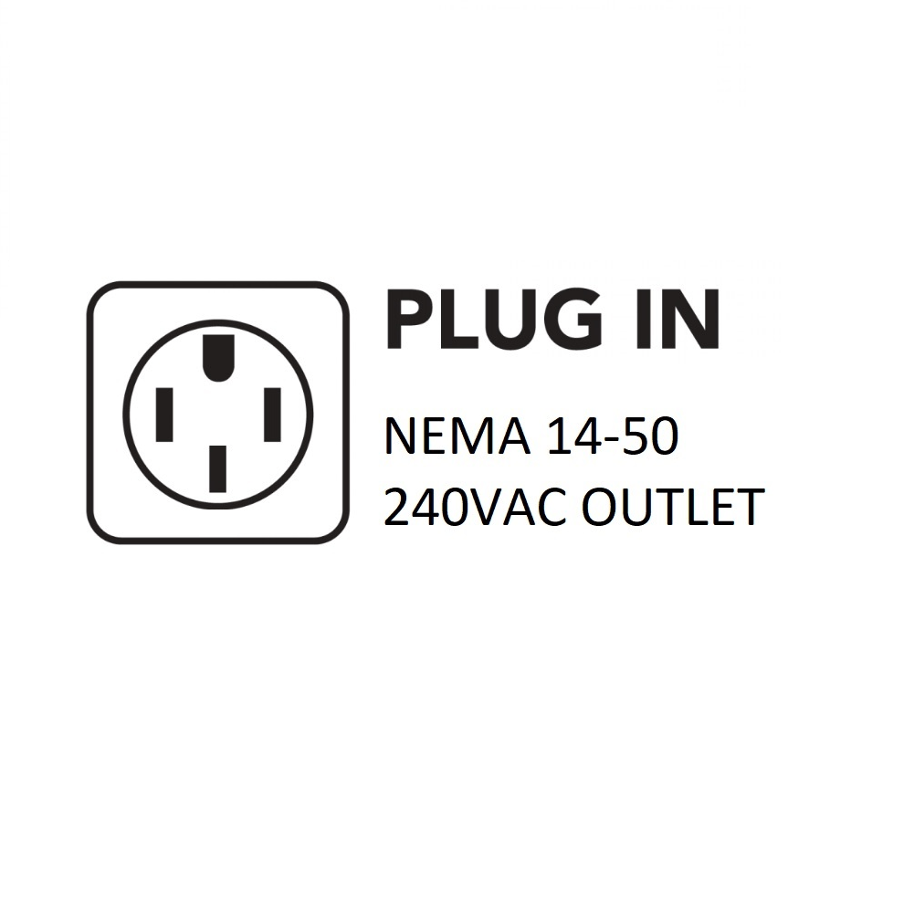 EnergizeEV 32A Plug In Residential Charger