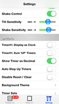 Best iPhone Timer App - Easy UP/down Timers for your Apple iPhone ...