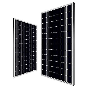 Monocrystalline Solar Panels 1