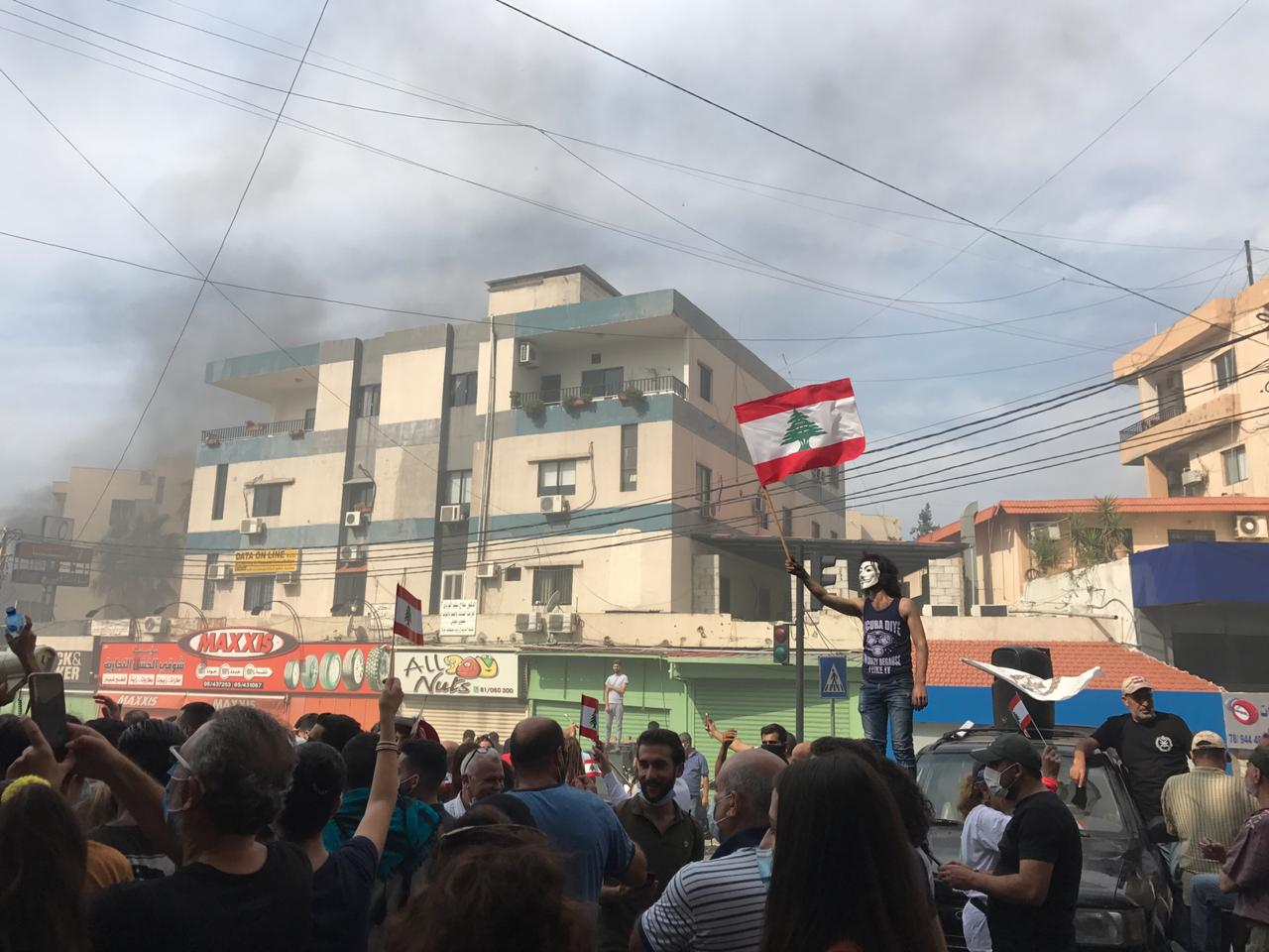 Electricite Du Liban Telephone energy frustrations and hopes fuel middle east protests