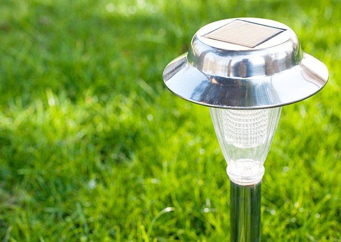 outdoor solar lighting department of