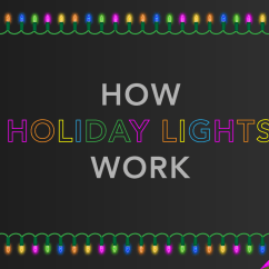 Christmas Light Wiring Diagram 3 Wire Ge Spectra Oven How Do Holiday Lights Work? | Department Of Energy