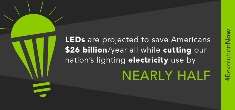 Leds Are The Light Of The Future