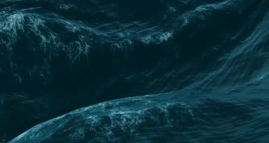 how are ocean waves