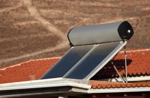 Solar Water Heating System Maintenance And Repair