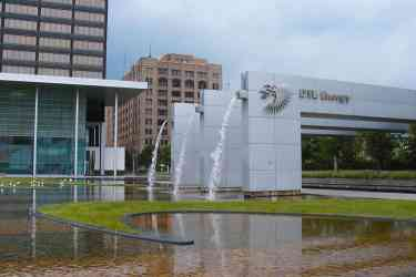 DTE Energy Headquarters Detroit Michigan