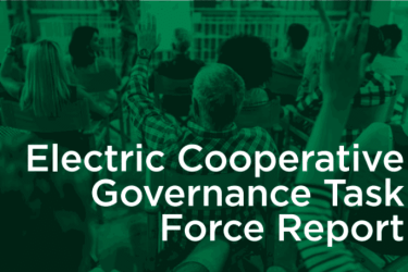 Electric Cooperative Governance Task Force