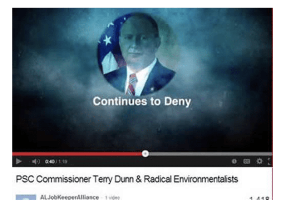Jobkeeper attacks Commissioner and environmentalists