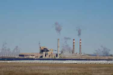 Comanche coal plant