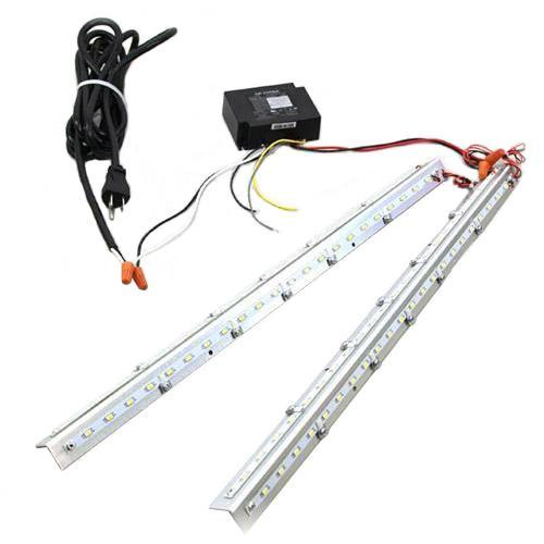 MaxLite RKL23U4541DV 2x2 RKL-Retrofit Kit Strips 45 Watt