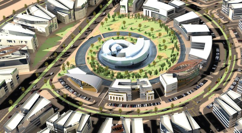 Energy City Qatar  First Energy Business Center Doha Qatar