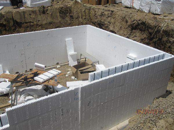Wiring Icf Basement