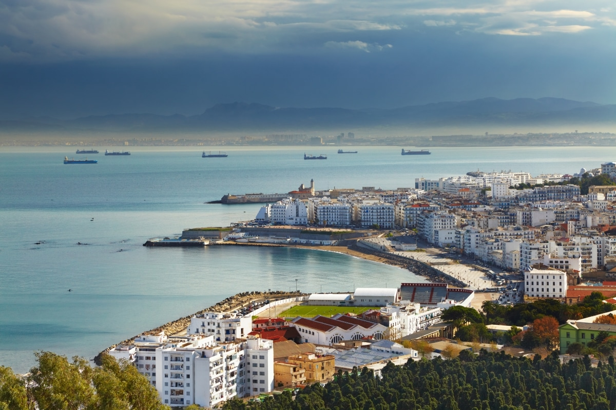 Algeria - Political Risks And Low Oil Prices