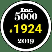 INC 5000 2019 logo