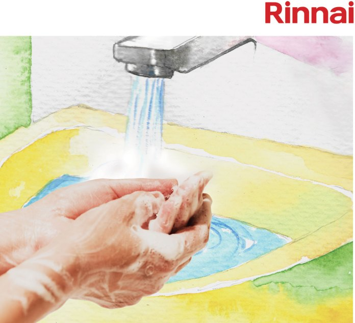Rinnai announces social distancing aids & app for installers on site, free audits on hot water needs, spares kits, Legionella procedures and continues full support for Essential Works