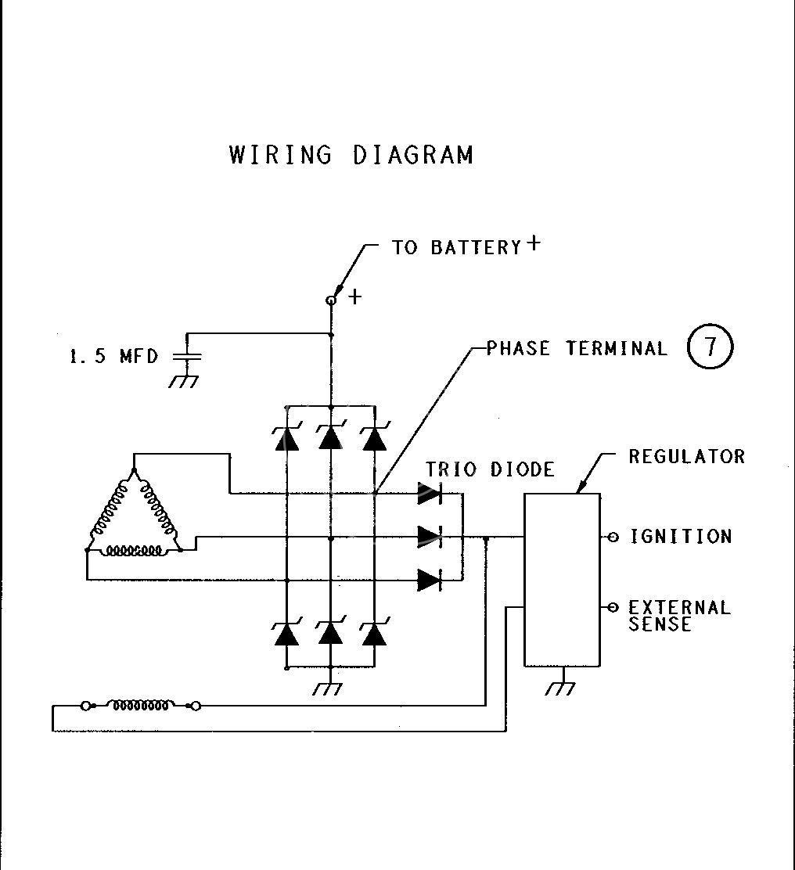 hight resolution of  alternator delco remy 19020609
