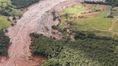 Photo of VIDEO: El momento exacto del colapso de la represa de Vale en Brumadinho