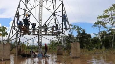 Photo of Construyen torre de emergencia para restituir conexión eléctrica con Beni