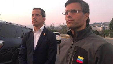 """Photo of """"Comienza la operación libertad en Venezuela"""": Guaidó y López"""