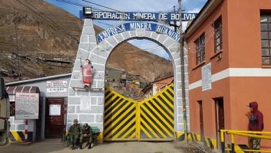"""Photo of La crisis en Huanuni pone """"en capilla"""" a 500 trabajadores"""