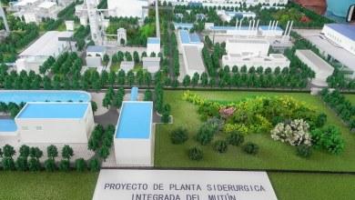 Photo of Construcción de Planta Siderúrgica del Mutún arrancará en mayo