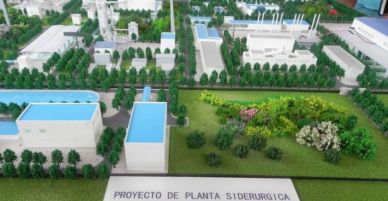 Photo of Siderúrgica del Mutún pide equipos para plantas y alista nuevo desembolso
