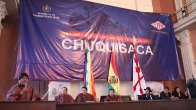 Photo of YPFB: Chuquisaca recibirá $us 5.928 MM de inversión para  hidrocarburos