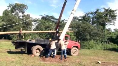 Photo of Gobernación de Santa Cruz inicia electrificación en 33 comunidades