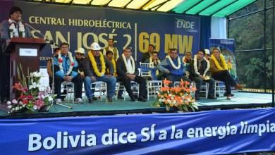 Photo of Morales: generación de electricidad subirá este año 43,4% y llegará a 3.300 MW