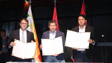 Photo of YPFB firma preacuerdo con Shell para comercializar gas en Argentina