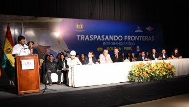 Photo of Bolivia busca nuevos mercados para el gas en Perú y Argentina