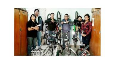Photo of ONG boliviana paga a sus trabajadores por transportarse en bicicleta