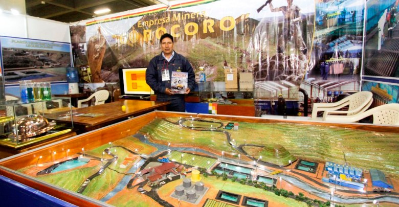 Photo of Lanzan la Expo Bolivia Minera en La Paz