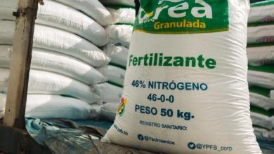 Photo of YPFB baja $us 20 al costo de la urea para el agro
