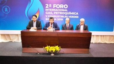 Photo of YPFB firma un contrato y un pre acuerdo de venta de gas con dos empresas brasileñas