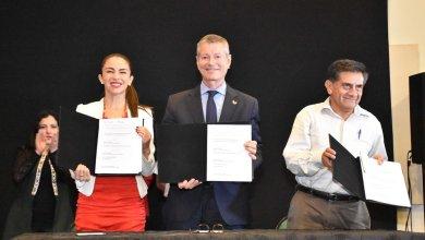 Photo of Firman memorando con empresa francesa para construir y operar HUB de Viru Viru