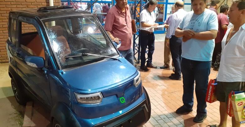 Photo of Vehículos eléctricos bolivianos tendrán una autonomía de más de 100 Km