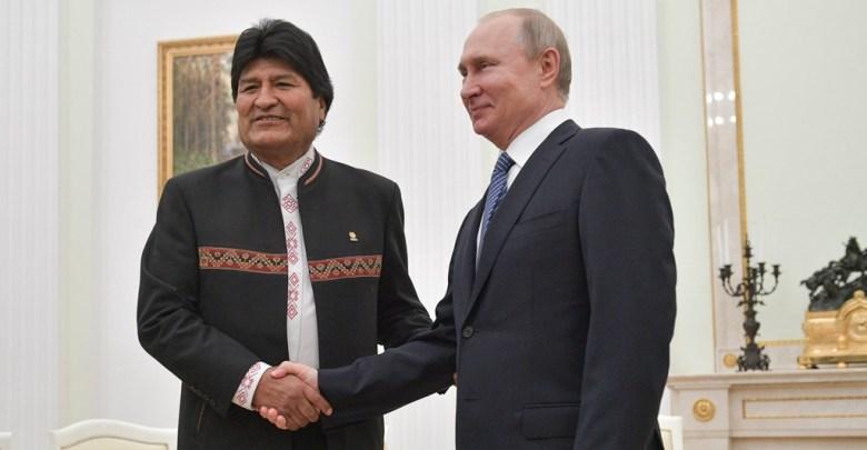 Photo of Rusia se distancia del eje bolivariano