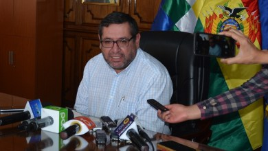 "Photo of Denuncian ""atendado terrorista"" en subestación eléctrica en Oruro"