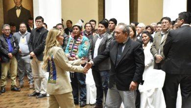Photo of José Luis Rivero asume la presidencia de YPFB