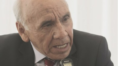 """Photo of Jorge Cordero: """"No hay nada que hacer con el excedente"""""""