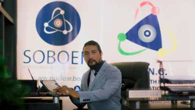 """Photo of Manolo Trujillo: """"El órgano regulador nuclear no puede ser juez y parte"""""""