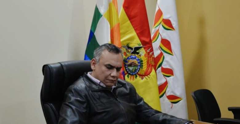 Photo of Presidente de ENDE renuncia a su cargo