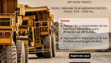 Photo of Foro: Tendencias del sector minero