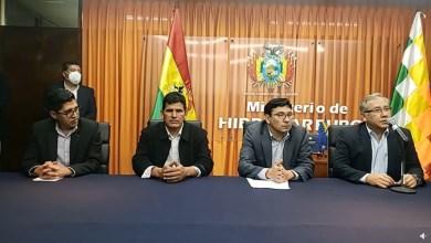 Photo of Posesionan al nuevo presidente de YPFB y asume el  director de la ANH