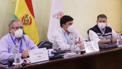 Photo of Destinan más de Bs 5 MM para la compra de tuberías de polietileno