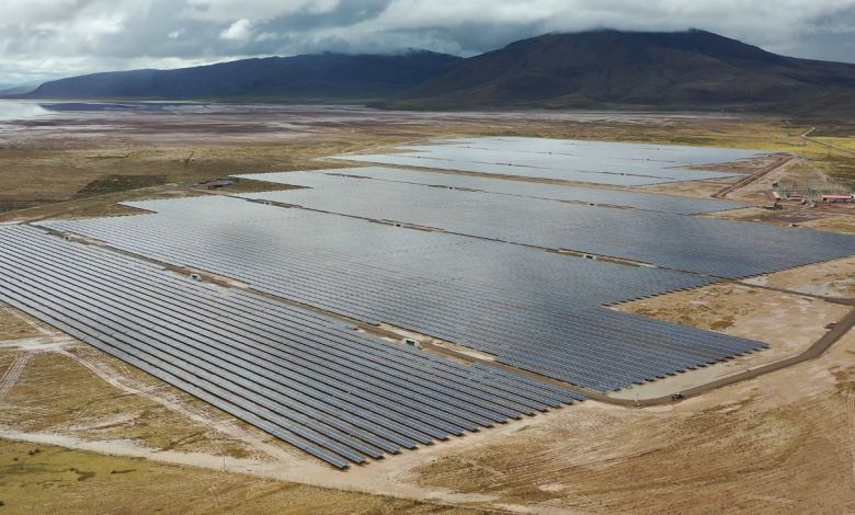 Photo of Concluyen la segunda fase de la planta solar de Oruro