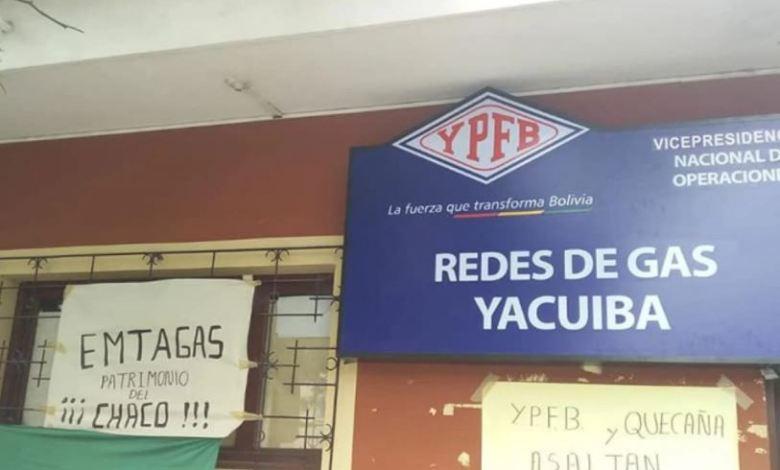 Photo of La Gobernación entrega Emtagas en el Chaco y se repliega a Cercado